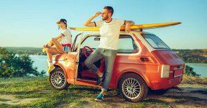 Regole Covid Auto e Moto in Zona Bianca - Blog Assaperlo
